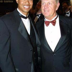 Tiger Woods, Jack Nicklaus