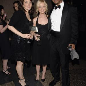 Tina Fey, Amy Poehler and Finesse Mitchell
