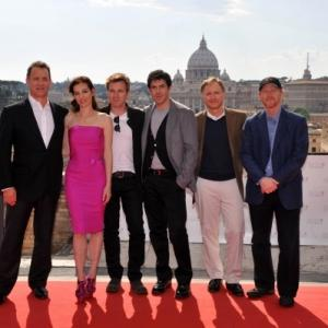 Tom Hanks, Ron Howard, Ewan McGregor, Pierfrancesco Favino, Ayelet Zurer, Dan Brown