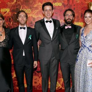 Suzanne Cryer, Martin Starr, Amanda Crew, Zach Woods, Thomas Middleditch