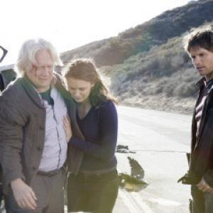 Still of Bruce Davison Justin Bruening and Deanna Russo in Knight Rider Knight Rider 2008
