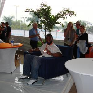 Ahman Green signing auotgraphs2007