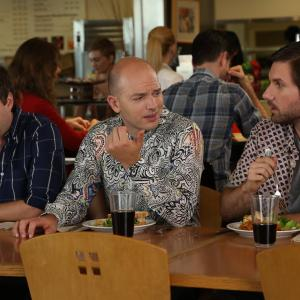 Mark Duplass, Paul Scheer, Jonathan Lajoie