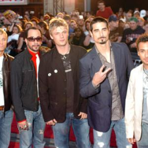 Backstreet Boys at event of 2005 MuchMusic Video Awards 2005