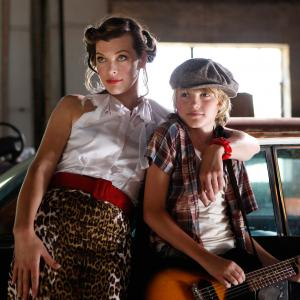 Milla Jovovich, Spencer List