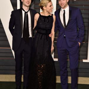 Tom Sturridge, Sienna Miller, Robert Pattinson