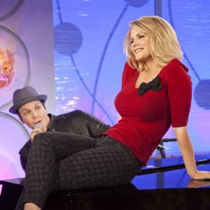 Gavin DeGraw, Carrie Keagan