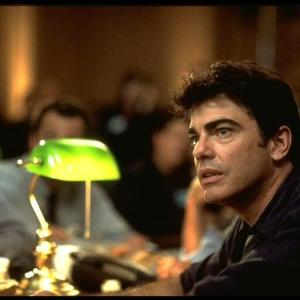 Peter Gallagher stars as Tom Chapman