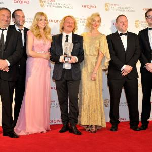 Toby Baker, Fearne Cotton, Leigh Francis, Daniel Baldwin, Holly Willoughby, Leon Wilson, Ed Sleeman