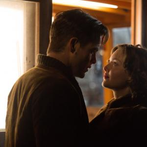 Holliday Grainger, Chris Pine