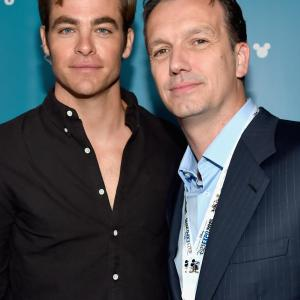 Sean Bailey, Chris Pine