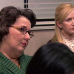 Phyllis Smith, Angela Kinsey