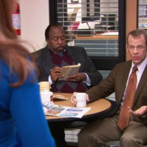 Paul Lieberstein, Leslie David Baker