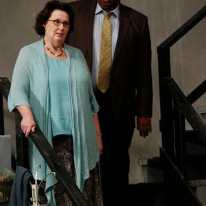 Phyllis Smith, Leslie David Baker