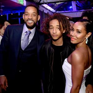 Will Smith, Jada Pinkett Smith, Jaden Smith