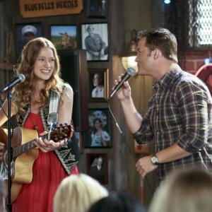 Still of Amy Ferguson and Lily Anne in Hart of Dixie (2011)