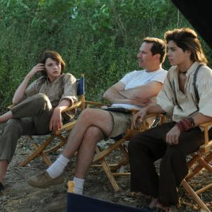 Joel Courtney and Jake T Austin in Tom Sawyer amp Huckleberry Finn 2014