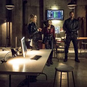 David Ramsey, Willa Holland, Katie Cassidy
