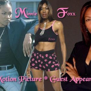 Minnie Foxx