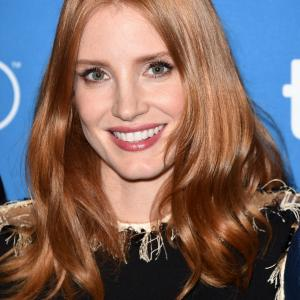 Jessica Chastain at event of Marsietis (2015)