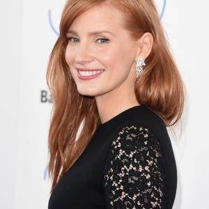 Jessica Chastain at event of 30th Annual Film Independent Spirit Awards (2015)