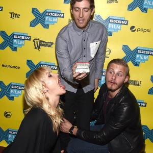 Malin Akerman, Alexander Ludwig, Thomas Middleditch