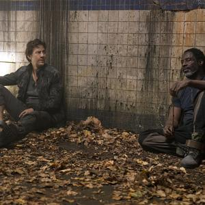 Henry Ian Cusick, Isaiah Washington