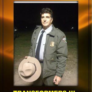 Transformers lll Park Ranger