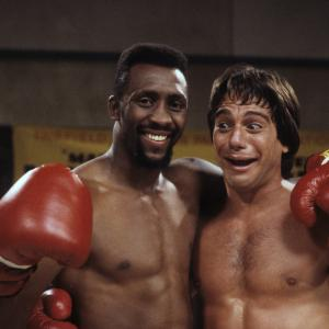 Tony Danza, Thomas Hearns