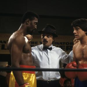 Tony Danza, John Del Regno, Thomas Hearns