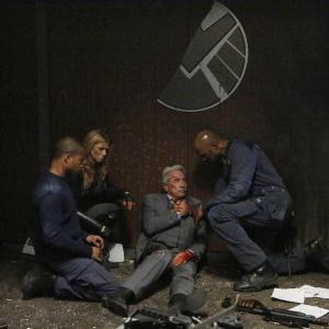 Edward James Olmos, Henry Simmons, Adrianne Palicki, Cornelius Smith Jr.