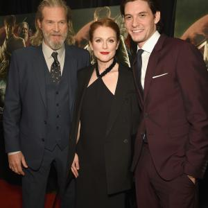 Julianne Moore, Jeff Bridges, Ben Barnes
