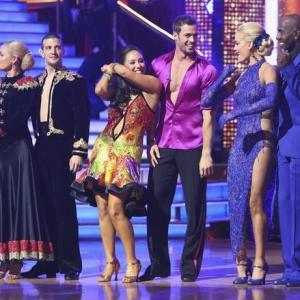 Katherine Jenkins, William Levy, Donald Driver, Mark Ballas, Peta Murgatroyd
