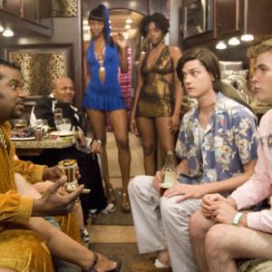 Still of Craig Robinson, Zach Cregger, Tanjareen Thomas and Trevor Moore in Miss March (2009)