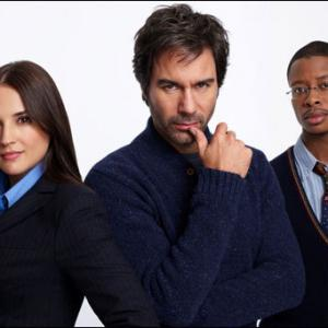 Rachael Leigh Cook, Eric McCormack, Arjay Smith
