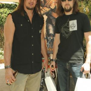 Disturbed, Dan Donegan, Mike Wengren