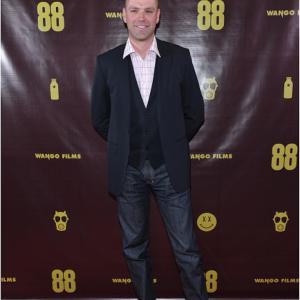 Dru Viergever at event of 88 Premiere screening