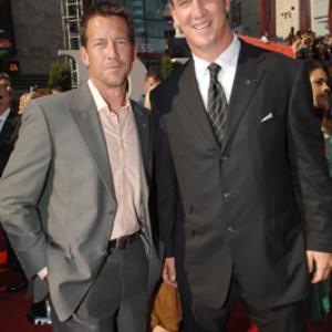 James Denton and Peyton Manning at event of ESPY Awards (2005)