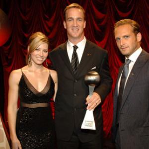 Jessica Biel, Josh Lucas and Peyton Manning at event of ESPY Awards (2005)