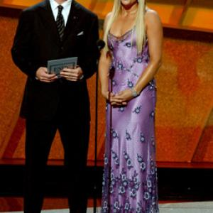 Jennie Finch and Peyton Manning at event of ESPY Awards (2005)