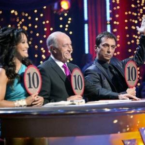 Still of Carrie Ann Inaba Bruno Tonioli and Len Goodman in Dancing with the Stars 2005