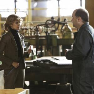 Dave T Koenig as Derek with Keri Russell on The Americans FX