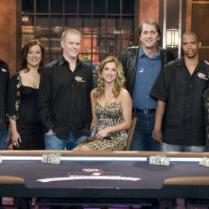 Jennifer Tilly, Shana Hiatt, Jennifer Harman, Phil Ivey, Erick Lindgren