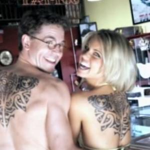 Still of Michelle Pierce and Brian Dietzen in NCIS