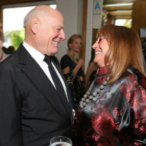 Penny Marshall, Barry Diller