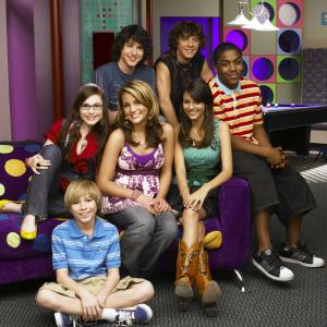 Sean Flynn, Paul Butcher, Jamie Lynn Spears, Erin Sanders, Matthew Underwood, Christopher Massey, Victoria Justice