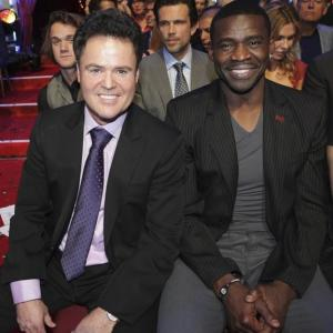 Donny Osmond, Ashley Hamilton, Michael Irvin, Louie Vito