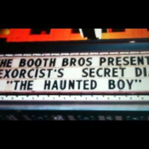The Haunted Boy Theatrical Premiere