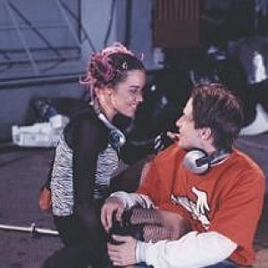 Still of Yuri Lowenthal and Tara Platt in Model Chaser 2002