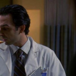 Amir Arison as Dr Manning on Law  Order Special Victims Unit Episode 1014 Transitions